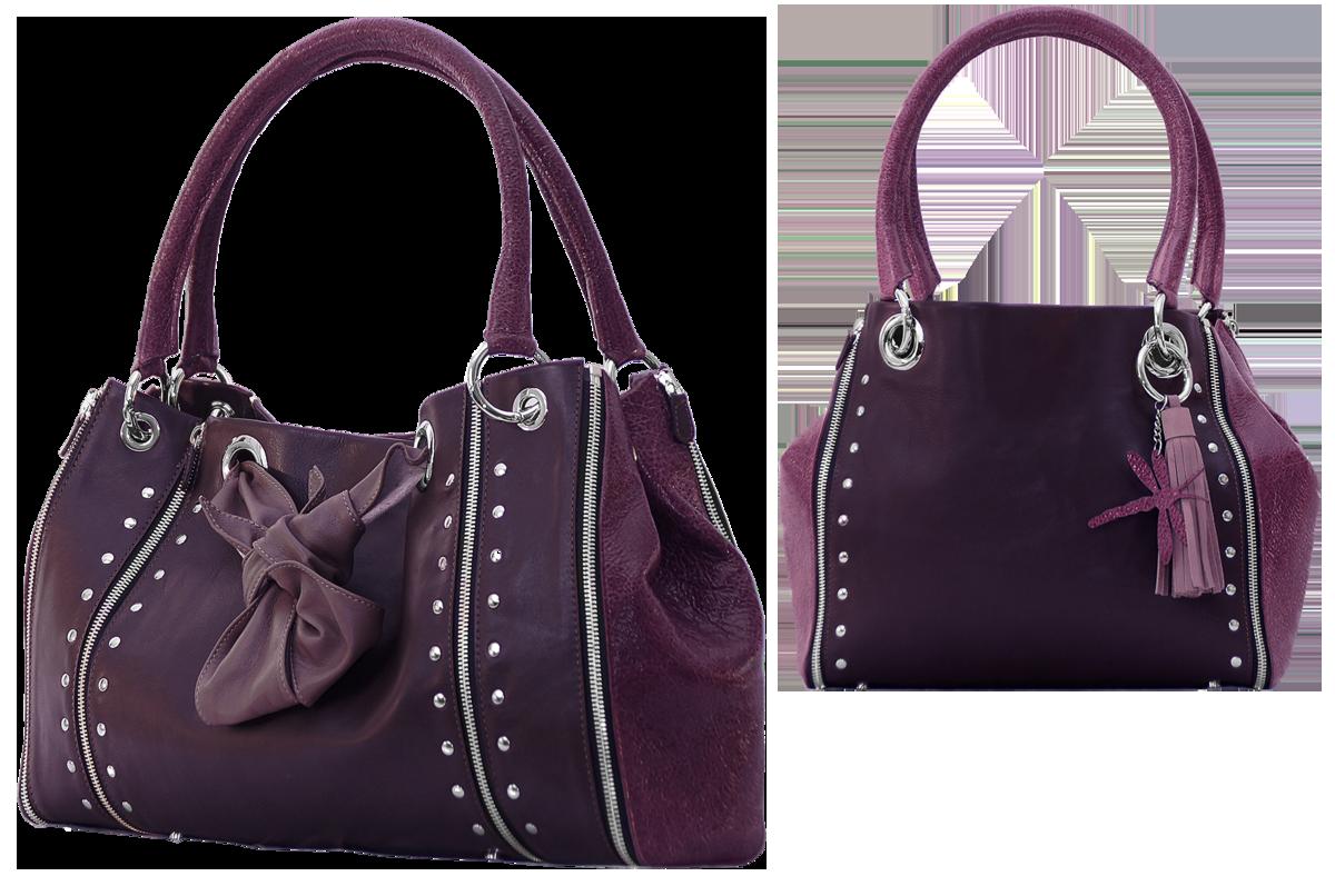 sophie victor paris designer mon sac cuir clout 6 en 1 2 tailles 3 formes 3 couleurs. Black Bedroom Furniture Sets. Home Design Ideas